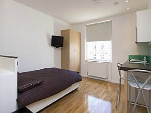 London Studio accommodation - Apartment reference LN-471
