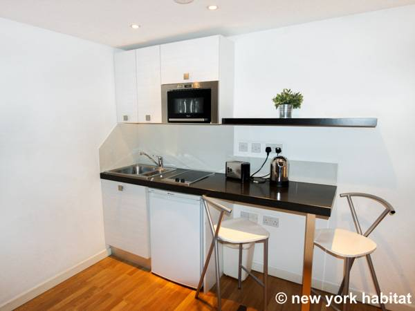 ... London Studio Apartment   Kitchen (LN 472) Photo 2 Of 2 ...