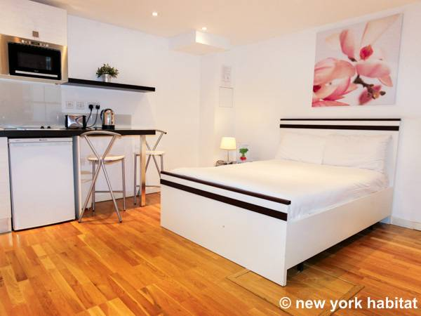 London Studio accommodation - Apartment reference LN-472
