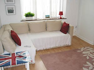London 3 Bedroom - Duplex accommodation - living room (LN-500) photo 1 of 5