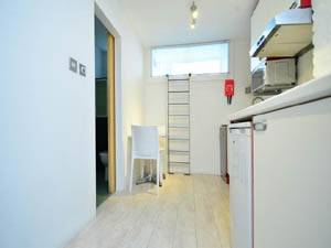 Londres Studio T1 appartement location vacances - cuisine (LN-506) photo 2 sur 3