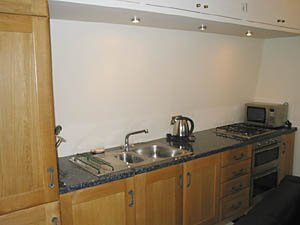 London 2 Bedroom - Duplex apartment - kitchen (LN-529) photo 1 of 2