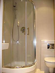 Londres Studio T1 logement location appartement - salle de bain (LN-538) photo 1 sur 1