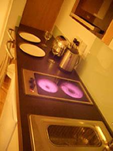 Londres Studio T1 logement location appartement - cuisine (LN-538) photo 1 sur 1