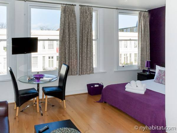London Studio accommodation - Apartment reference LN-547