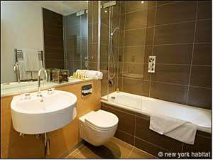 London Studio apartment - bathroom (LN-656) photo 1 of 1