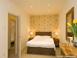 London 2 Bedroom accommodation - bedroom 2 (LN-676) photo 1 of 1