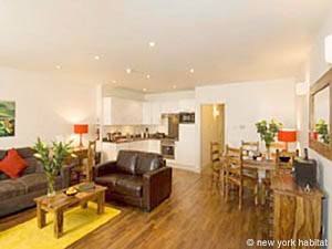 London 2 Bedroom accommodation - Apartment reference LN-676