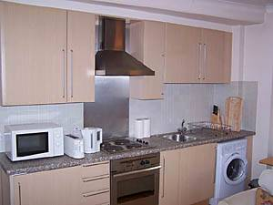 London 1 Bedroom apartment - kitchen (LN-682) photo 1 of 1