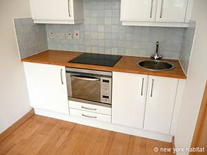 London 1 Bedroom apartment - kitchen (LN-750) photo 1 of 1