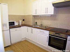 Londres T3 appartement location vacances - cuisine (LN-793) photo 2 sur 2