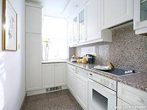 Londres T2 logement location appartement - cuisine (LN-795) photo 1 sur 1