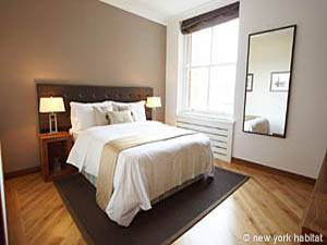 London 1 Bedroom accommodation - bedroom (LN-816) photo 1 of 2