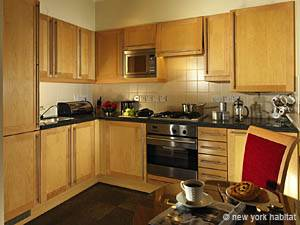 London 2 Bedroom accommodation - kitchen (LN-840) photo 1 of 1