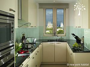 Londres T4 logement location appartement - cuisine (LN-852) photo 1 sur 1