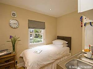 London - Studio accommodation - Apartment reference LN-911
