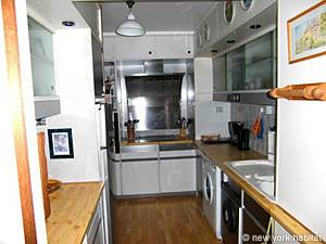London 1 Bedroom accommodation - kitchen (LN-950) photo 3 of 3