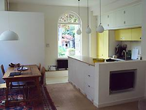 London 1 Bedroom - Duplex apartment - kitchen (LN-963) photo 2 of 3