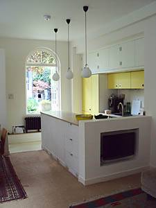 London 1 Bedroom - Duplex apartment - kitchen (LN-963) photo 3 of 3