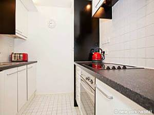 Londres Studio T1 appartement location vacances - cuisine (LN-979) photo 1 sur 1