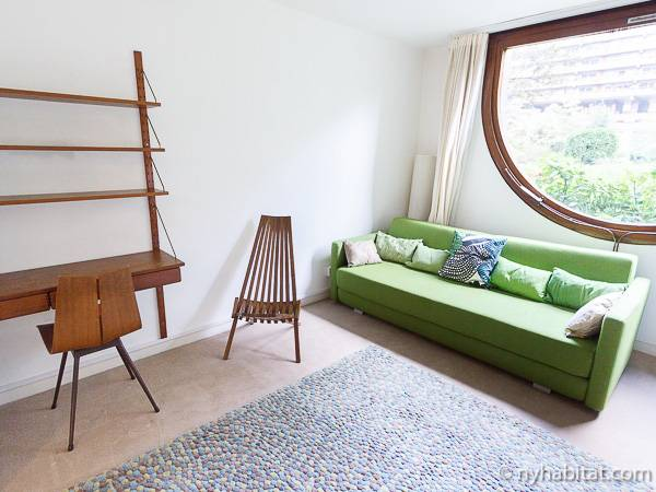 Studio Apartment London london apartment: studio apartment rental in barbican, city (ln-1037)