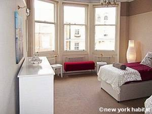 London 2 Bedroom accommodation - bedroom 2 (LN-1052) photo 1 of 3