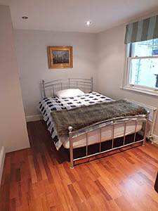 London 2 Bedroom apartment - bedroom 2 (LN-1075) photo 1 of 3