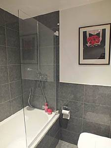 London 2 Bedroom apartment - bathroom (LN-1075) photo 2 of 3