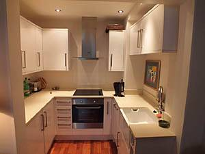 London 2 Bedroom apartment - kitchen (LN-1075) photo 1 of 2
