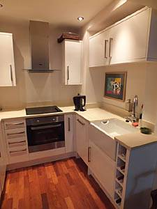 London 2 Bedroom apartment - kitchen (LN-1075) photo 2 of 2