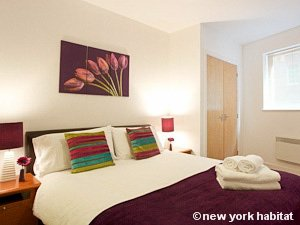Londres T4 - Penthouse logement location appartement - chambre 1 (LN-1101) photo 1 sur 1