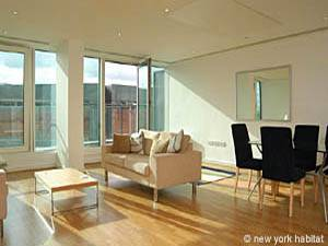 London - 2 Bedroom accommodation - Apartment reference LN-1107