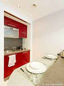 London Studio apartment - kitchen (LN-1113) photo 1 of 1
