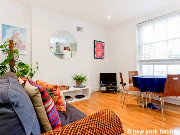 London 2 Bedroom accommodation - Apartment reference LN-1126