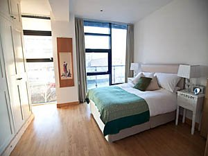 London 2 Bedroom accommodation - bedroom 1 (LN-1130) photo 1 of 2