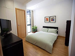 London 2 Bedroom accommodation - bedroom 2 (LN-1130) photo 1 of 1
