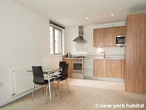 Londres T3 logement location appartement - cuisine (LN-1176) photo 2 sur 2