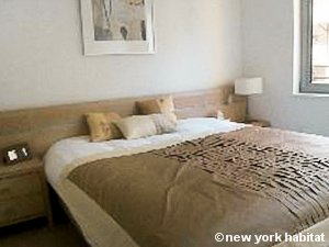 Londres T3 logement location appartement - chambre 1 (LN-1176) photo 1 sur 1