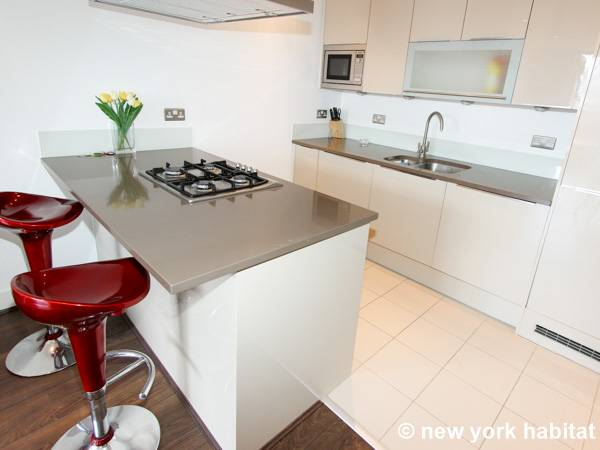 London 2 Bedroom apartment - kitchen (LN-1180) photo 2 of 4