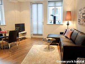 London 1 Bedroom accommodation - Apartment reference LN-1201