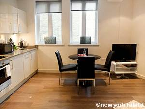 London 1 Bedroom accommodation - kitchen (LN-1201) photo 2 of 2