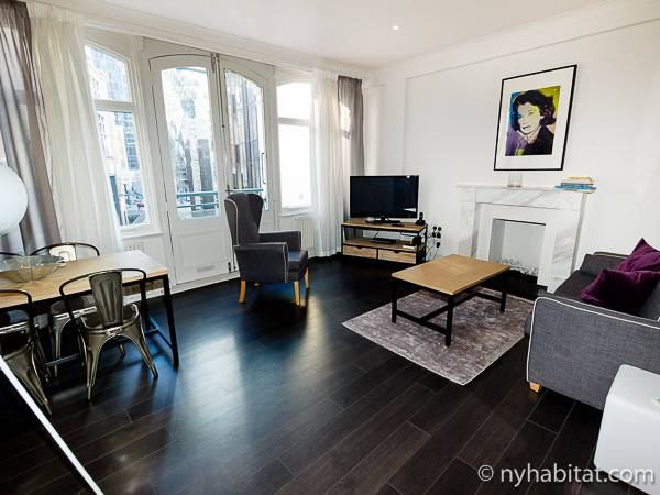 London Vacation Rental Apartment Reference Ln 1475