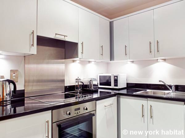 London 1 Bedroom apartment - kitchen (LN-1537) photo 1 of 1