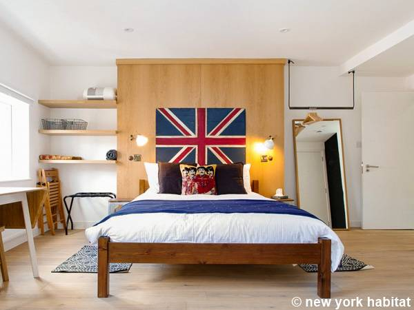 Studio Apartment London london apartment: studio apartment rental in fitzrovia (ln-1562)