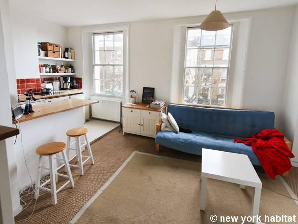 London Apartment 1 Bedroom Duplex Apartment Rental in Primrose
