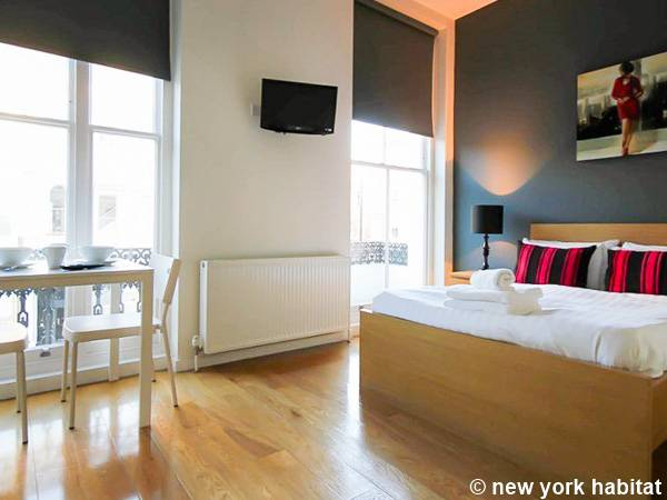 Studio Apartment London london apartment: studio apartment rental in notting hill (ln-1580)