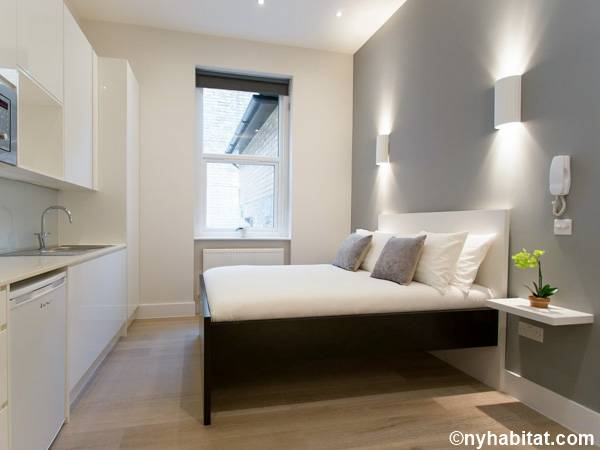 Studio Apartment London london apartment: studio apartment rental in holloway, camden