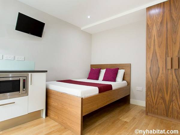 Studio Apartment London london apartment: studio apartment rental in camden town, camden