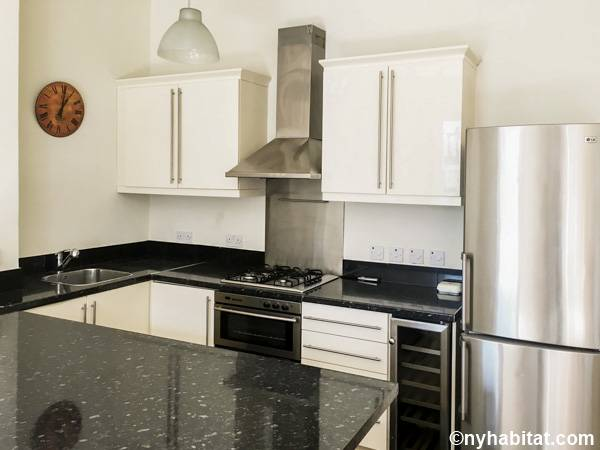 London 1 Bedroom apartment - kitchen (LN-1687) photo 1 of 2