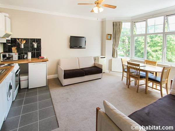 London - 1 Bedroom accommodation - Apartment reference LN-1701